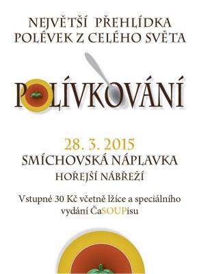 Polívkování na Smíchovské náplavce – MČ Praha 5 130d8df5684