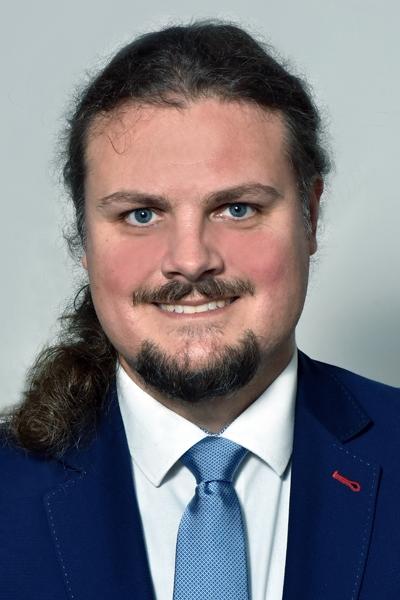 RNDr. Daniel Mazur, PhD.
