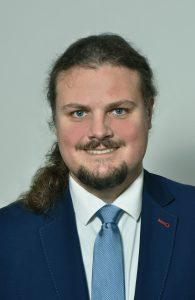 starosta RNDr. Daniel Mazur, PhD.