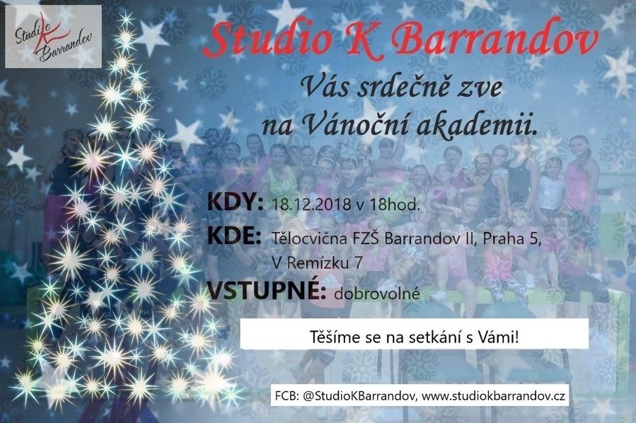 vanocni-akademie-studia-k-barrandov