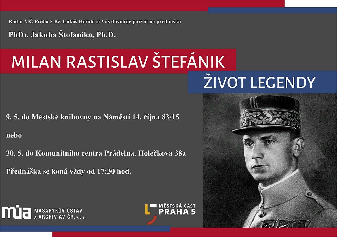 pozvanka-na-prednasky-k-vystave-milan-rastislav-stefanik-zivot-legendy