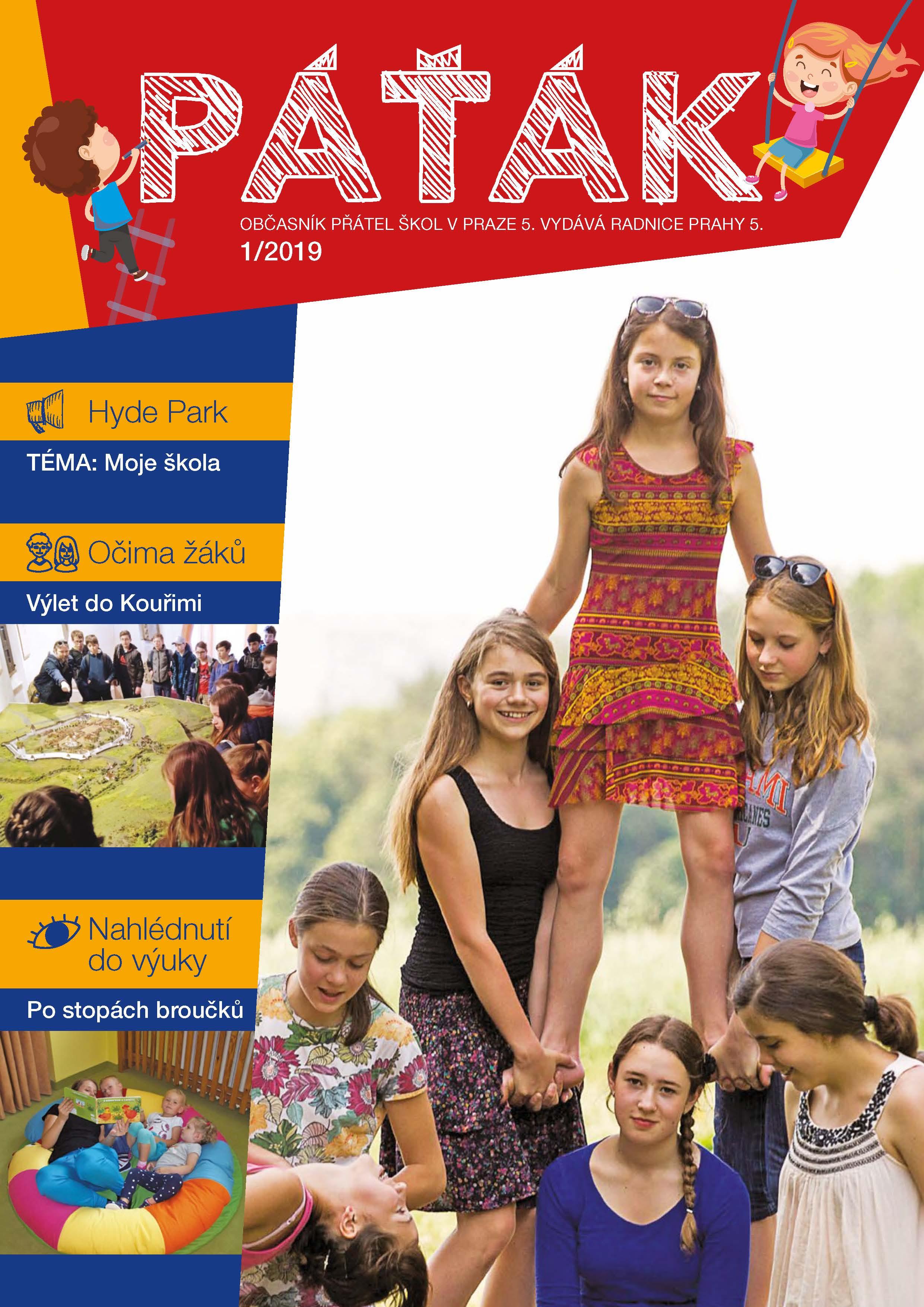 novy-skolni-zpravodaj-patak-propojuje-odborniky-pedagogy-rodice-a-zaky