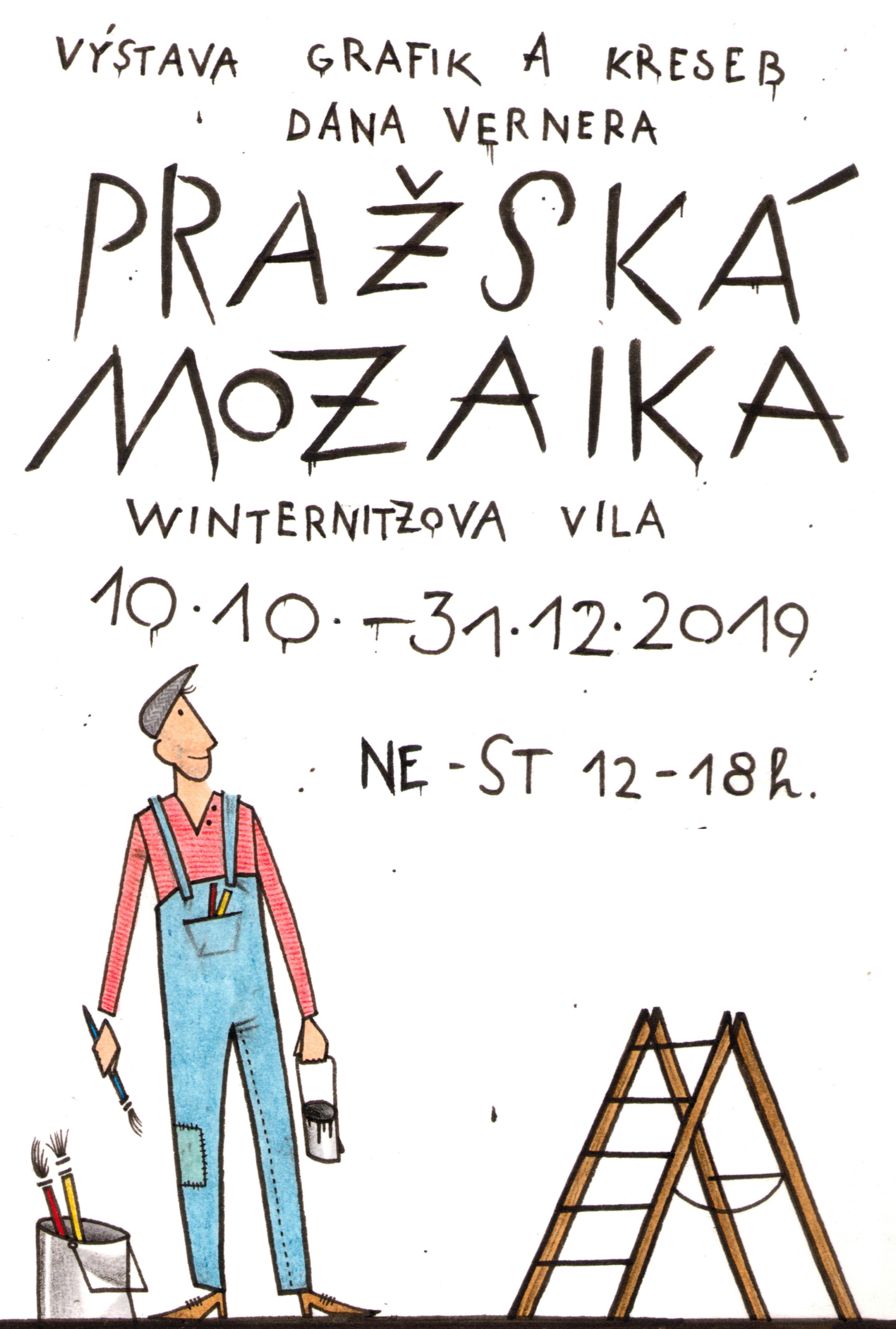 vernisaz-vystavy-kreseb-a-grafik-daniela-vernera-prazska-mozaika