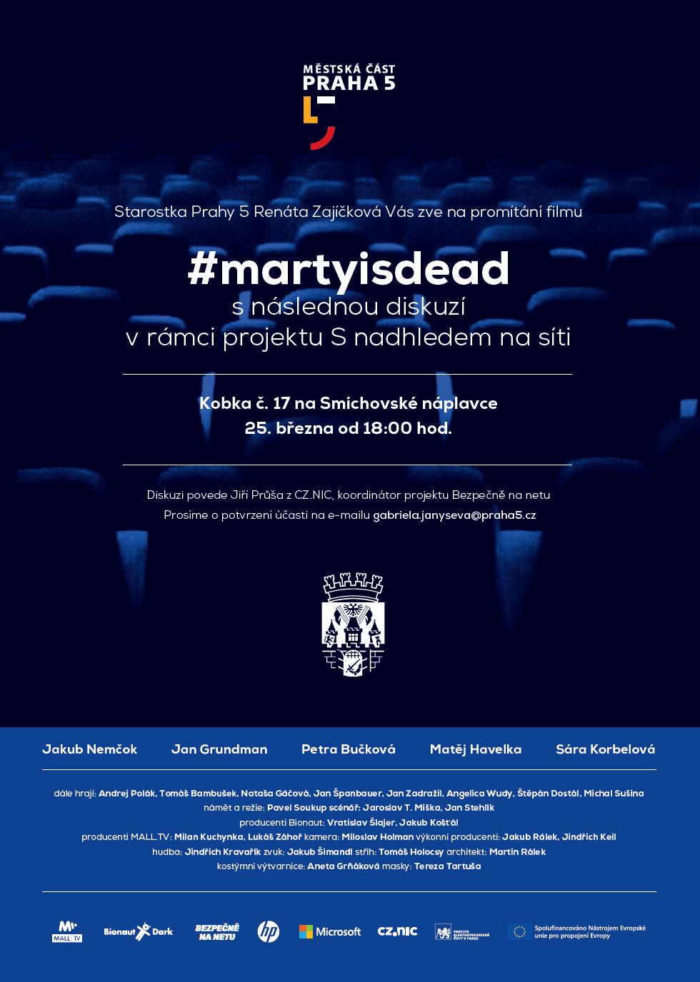pozvanka-na-promitani-filmu-martyisdead-s-naslednou-besedou