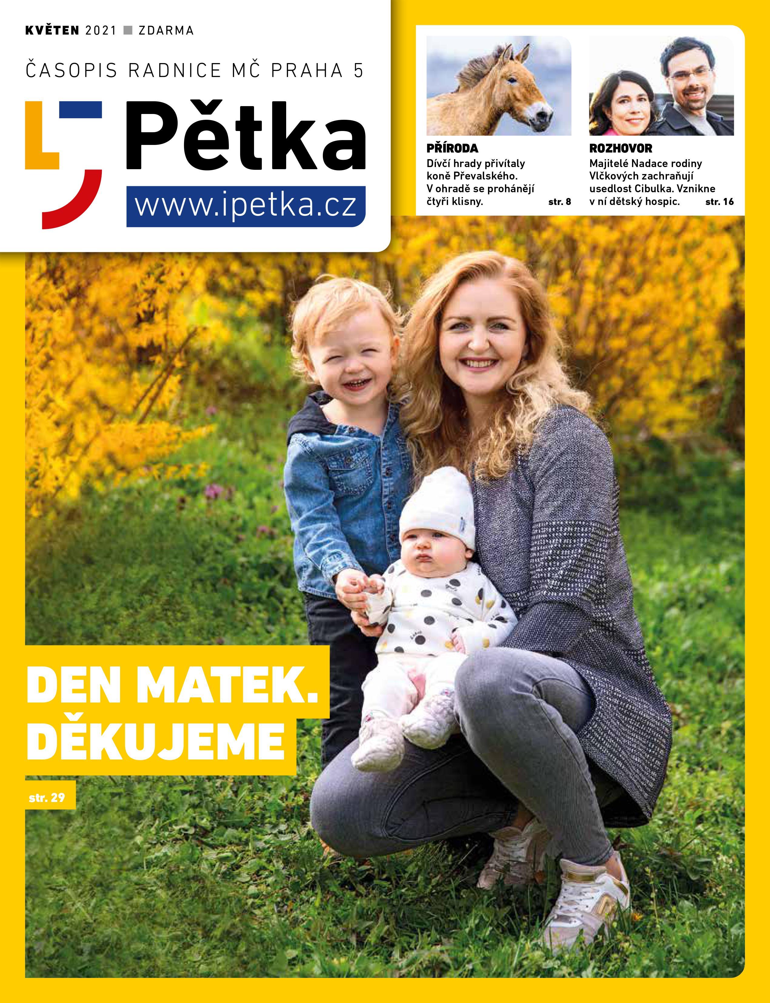 PDF verze časopisu Pětka